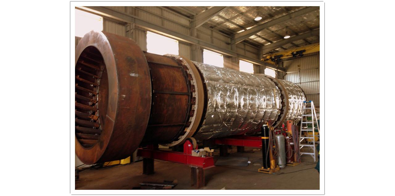 BCC Asphalt Replacement Asphalt Drum 2