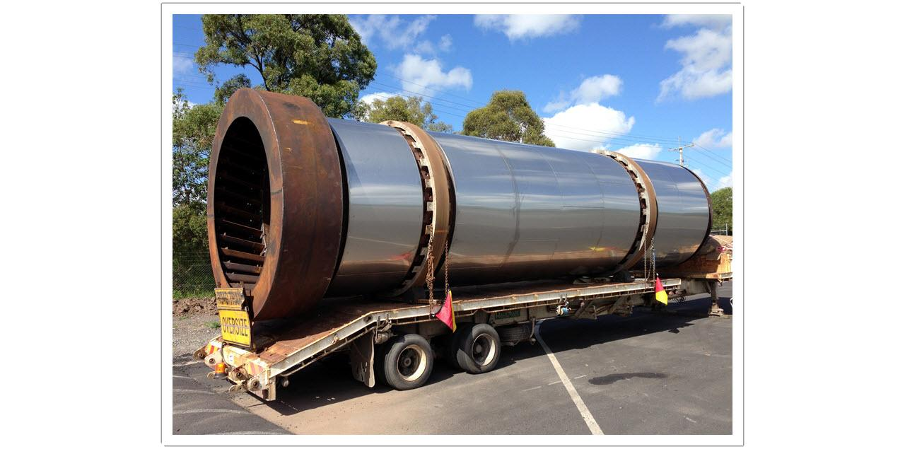 BCC Asphalt Replacement Asphalt Drum 3