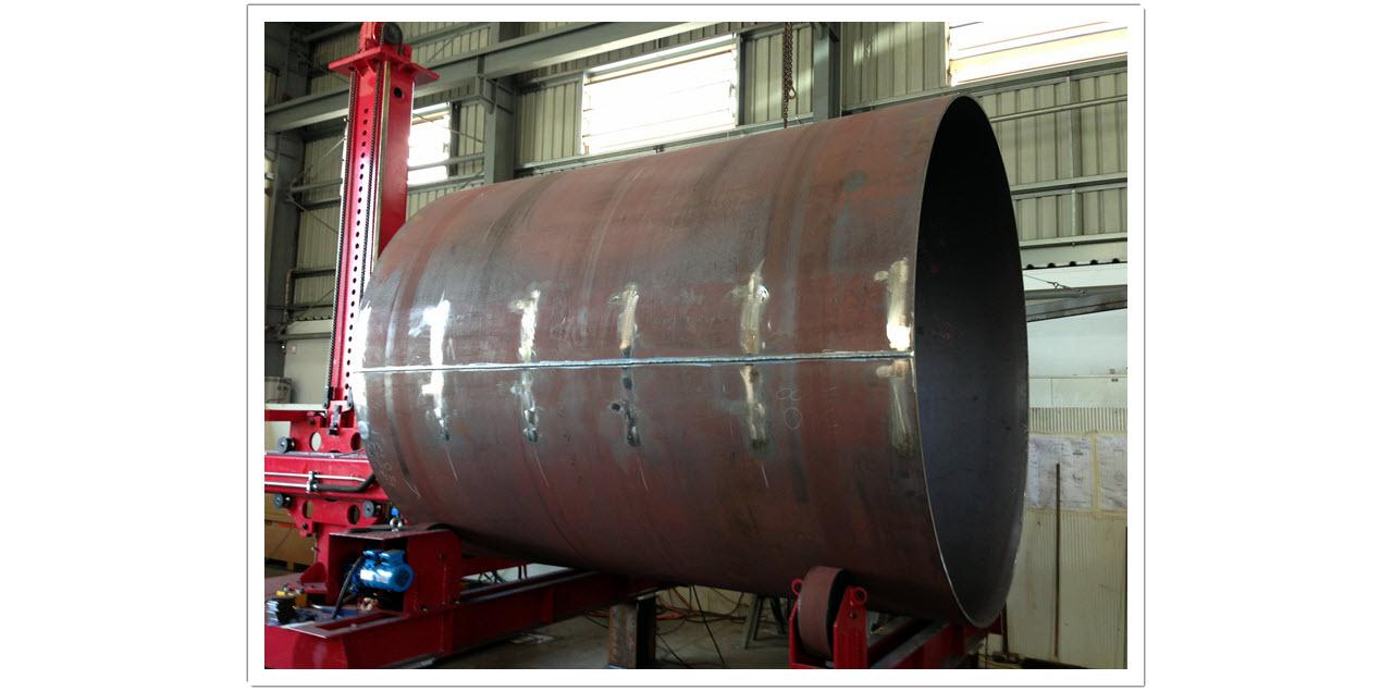 NHC - Gas Storage Vessel Fabrication 1