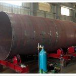 NHC - Gas Storage Vessel Fabrication 2