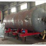 NHC - Gas Storage Vessel Fabrication 4