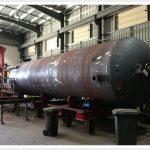 NHC - Gas Storage Vessel Fabrication 5
