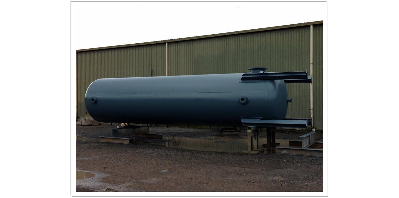 NHC - Gas Storage Vessel Fabrication 6