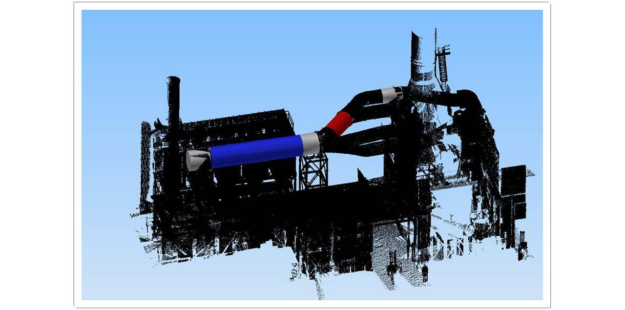 Bradken 1 - 3D Scan