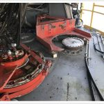Photo 5 Shiploader Slew Bearing Replacement